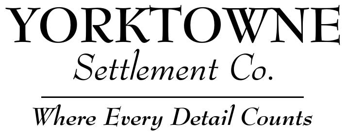 Yorktowne Settlement Company